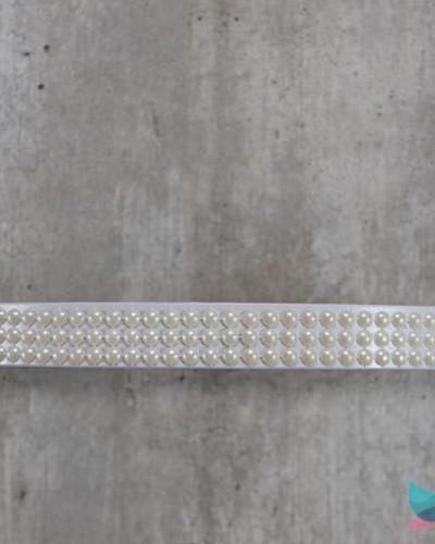 Detalhes do produto Dossél Branco Pérolas