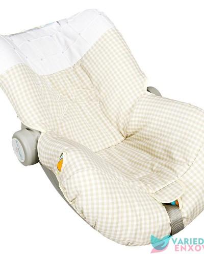 Detalhes do produto Capa de Bebê Conforto Juninho